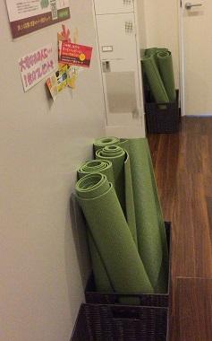 yogamats